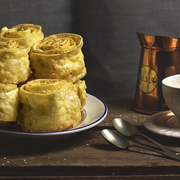 Audio sobre las delicias de Purim (En Haketía)