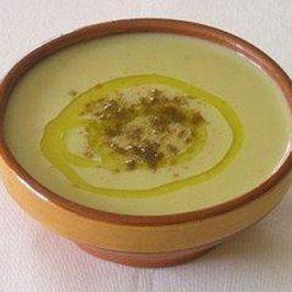 Albaizar (Sopa de Habas secas)
