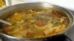 Sopa de Orejitas (KuKlas)