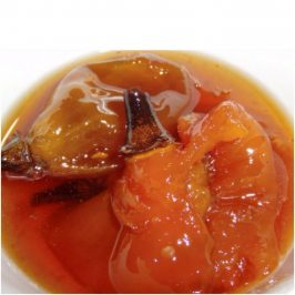 Dulce de Tomate de Arbol
