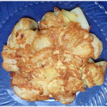 Tortilla de Papa (Tortilla Española)