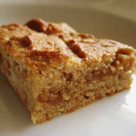Cake de Almendras para Pesah