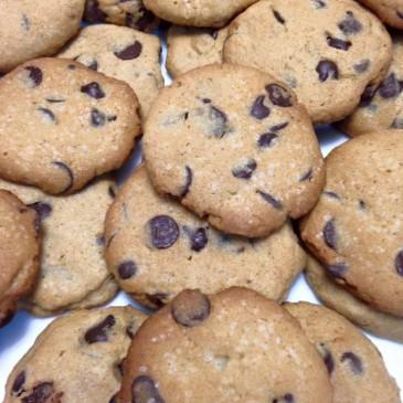 Chocolate Chips Cookies para Pesaj