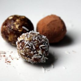 Dulces de Dátiles del Antiguo Egipto