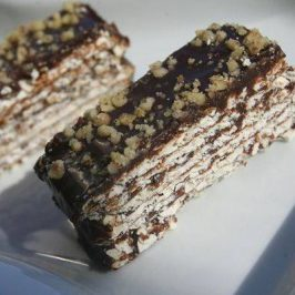 Marquesa de Chocolate de Matzá