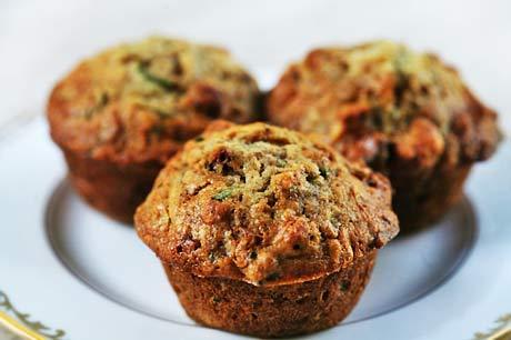 Muffins de Vegetales para Pesaj