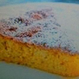 Pastel de Almendras y Limón (Pesaj)