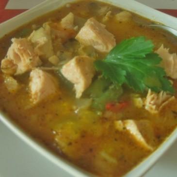 Pikantna zupa (Sopa picante)