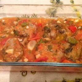 Pulpetas con tomate