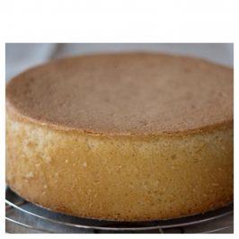 Sponge Cake (para Pesaj)