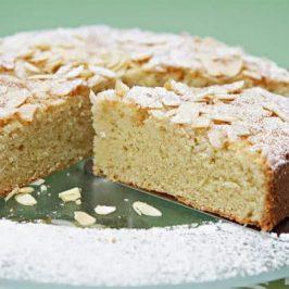 Torta de Almendras para Pesaj