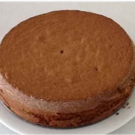 Torta de Nueces para Pesaj