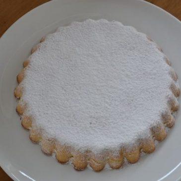 Cake de Queso Ricotta
