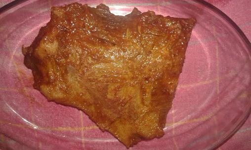 Pastron o Pastrami casero (Receta paso a paso)