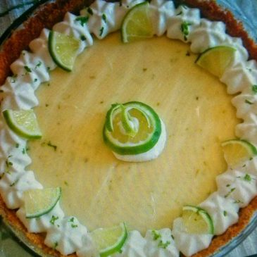 Tarta de Limón cremosa