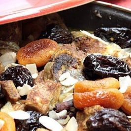 Pollo estilo Marroquí