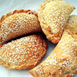 Sembusac (Empanaditas de queso)