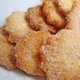 Galletas de Canela y Azúcar