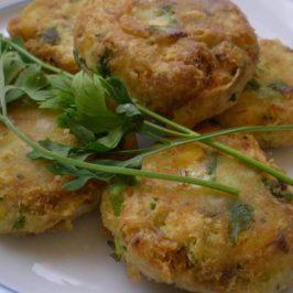 Tortillitas de atún
