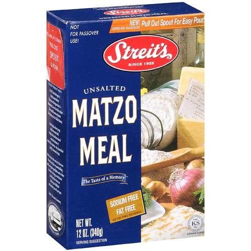 Matzo Meal 3