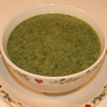 Sopa de Sémola
