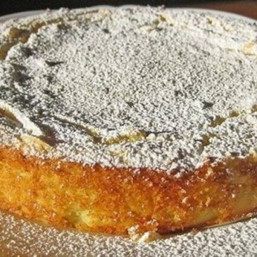Torta de queso Ricotta
