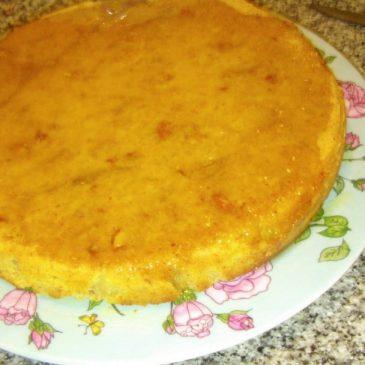 Torta de Almíbar