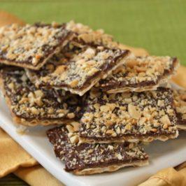 Matzá con Chocolate