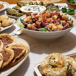 Cocina Sefaradi