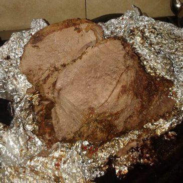 Bola de Lomo entera al horno
