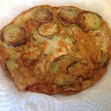 Tortillitas de calabacines
