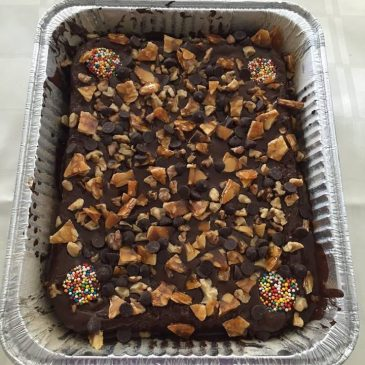 Torta de Chocolate Bomba
