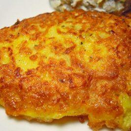 Pastelitos de papa (Kartoffelplätzchen)
