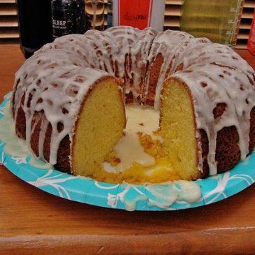 Torta de Etrog
