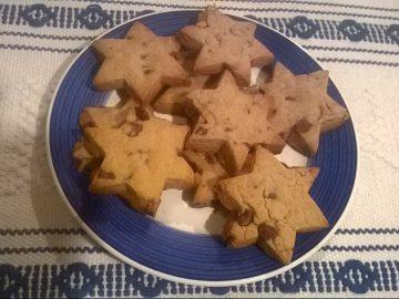 Chocolate Chips en forma de Estrellas