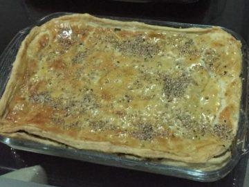 Souffle de Queso y  Souffle de Espinacas