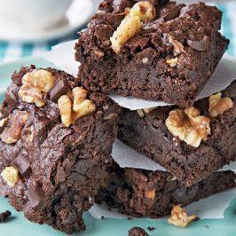 Brownies para Pesaj