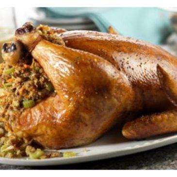 Pollo Relleno para Pesaj